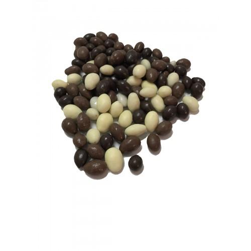 Kayısı Çekirdekli Çikolatalı Draje